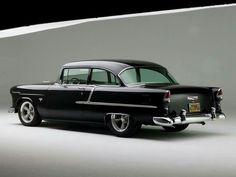 1955 Chevy sedan