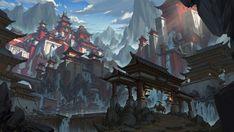 ArtStation - Phoenix, SiChen Wang