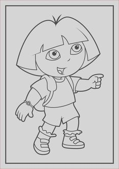 15 Beautiful Photos Of Dora Coloring Games In 2020 Free Coloring Pages Cartoon Coloring Pages Coloring Pages