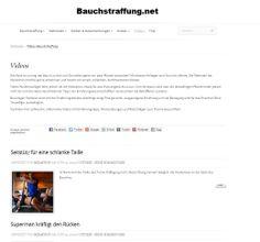 """Dem Wunsch nach jugendlicher Attraktivität stehen leider häufig hartnäckige Fettpolster im Wege, die auch gegen Sport und Diäten immun sind. Für dieses Problem gibt es vielerlei Ursachen.  So können sich mangelnde Bewegung oder eine genetisch bedingte Schwäche des Bindegewebes als Grund für den sogenannten """"Hängebauch"""" entpuppen.   http://www.bauchstraffung.net"""