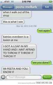 funny hunger games pictures - Google Search
