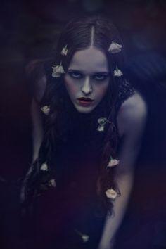 Agnieszka Lorek (A.M.Lorek Photography) - Oliwia Styczynska Fotomodelka - Dark Side of Her Beauty