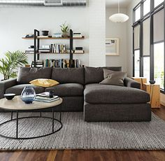 Harding Sofas with Chaise - Sectionals - Living - Room & Board