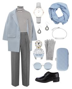 """""""Baby blues"""" by ashleigh-oxley on Polyvore featuring Splendid, Victoria, Victoria Beckham, rag & bone, For Art's Sake, MANGO, Marc Jacobs, CLUSE, UGG and La Sera"""
