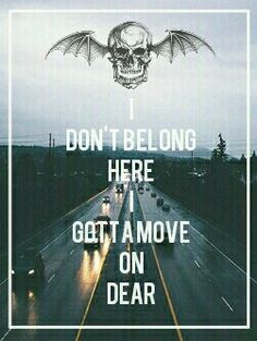 Image about Lyrics in Avenged Sevenfold by Outshynd Avenged Sevenfold Quotes, Avenged Sevenfold Wallpapers, Music Love, Music Is Life, Metal Music Quotes, Metal Songs, M Shadows, Band Wallpapers, Iphone Wallpapers
