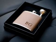 SALE- Groomsmen Gift, Engraved Flask, Groomsmen Flask, Personalized Flask- Mens Gift, Be my Groomsman, Groomsmen Gift Box, Gifts for Him,...