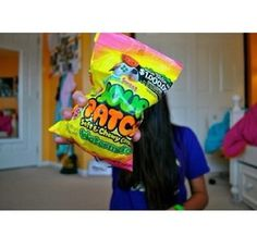 Im in the mood for some sour patch kids