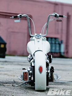 Nick Pucci sought out Sikpipes for the complete makeover of his recently purchased Softail.