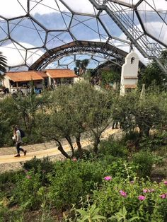 Easter at Eden Project. Need a great day out for the children during the Easter Holidays? Visit the Eden Project in Cornwall! #cornwall #edenproject #daysoutwithkids