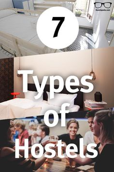 Do you know the 7 different types of Hostels? Here is a quick overview for every Hostel Traveler on Budget! From Boutique Hostels, Party and Cosiness.