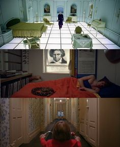 Stanley Kubrick's Use of Spacing (with Diagrams)