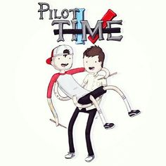 never actually watched this show but *shrugs shoulders * tøp
