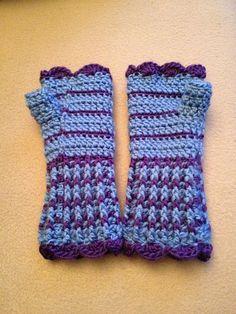 Ravelry: mijsje's Winter Crochet Wristers