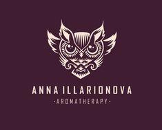 Creative Logo, Icons, Badges, Anna, and Illarionova image ideas & inspiration on Designspiration Creative Logo, Logo Inspiration, Spitfire Logo, Logo Professionnel, Advertising Logo, Owl Graphic, Graffiti, Owl Logo, Great Logos