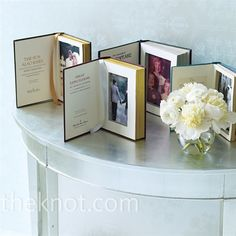 book photo displays