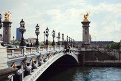 Ponte Alexandre III Paris 6564101