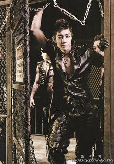 Kim Hyun Joong Break a Down MV, getting edgy, loosing the Flower Boy look