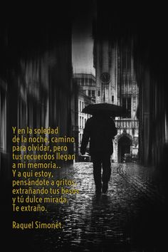Check out my new PixTeller design! :: Y en la soledad de la noche, camino para olvidar, perotus ...