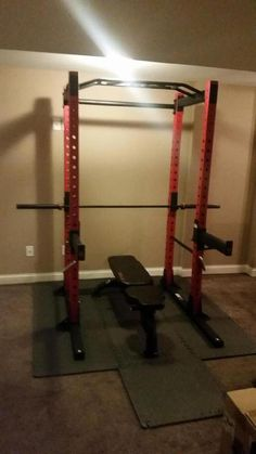 Ethos Power Rack 1 0 Products Power Rack Weight Rack