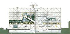 Galería de Clásicos de Arquitectura: Centre Georges Pompidou / Renzo Piano + Richard Rogers - 2