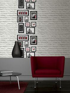 Papel de parede da Linha URBANIZE - MUSE WALLPAPERS
