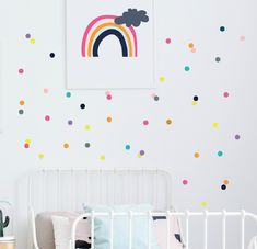 WallArtDesign is a vinyl decal design and print studio. by wallartdesign Nursery Wall Decals, Vinyl Wall Decals, Bedroom Wall, Wall Stickers, Gender Neutral Bedrooms, Rainbow Nursery Decor, Abc Wall, Smooth Walls, Modern Wall Decor