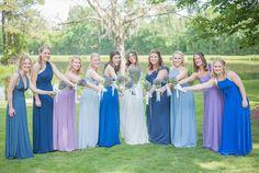 #bridesmaids #IDo #love #BestFriends #DestintionWeddingPhotographer #RaleighWeddingPhotography #bouquet