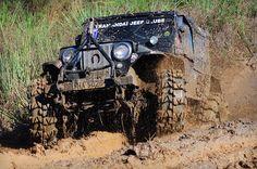 Tradição off-road na XXIII Trilha e Jeep Cross de Dom Feliciano, RS