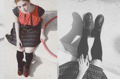 Towanda Knitwear :: Dasha Dress