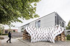 Los mejores proyectos universitarios construidos por nuestros lectores / 2016,DIA 3D Jewelry Pavilion (Dessau International Architecture Graduate School). Image © Laurian Ghinitoiu