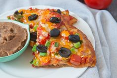 Recipe of the Day: Copycat Mexican Pizza