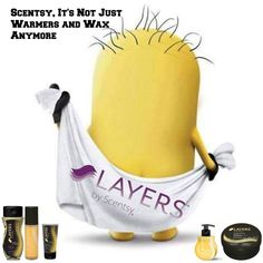 Have you tried Layers by Scentsy's spa-quality bath and body products?? http://clhorwedel.scentsy.us