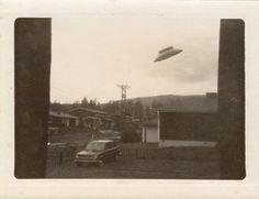 Vintage UFO.