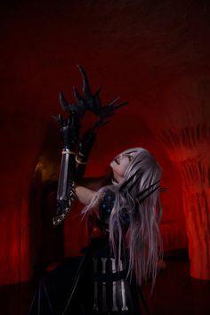 悦 - Yu Minagi(海凪 悠) Akechi Mitsuhide Cosplay Photo - Cure WorldCosplay
