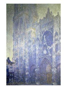 Cathedrale de Rouen, Effet Du Matin