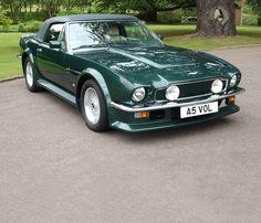 V8 Vantage - Volante Aston Martin