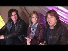 EUROPE - Live at Sweden Rock (Behind the Scenes) - YouTube