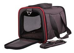 Petsfit 17 X 10 X 10 Inches Dogs Carriers Pet Carrier Soft Sided *** Unbelievable dog item right here! : Dog stuff
