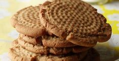 ★★★★Woman Shares Peanut Butter Cookies Recipe That Her Grandmother Wrote Down In 1942 Cooking Games, Cooking Tips, Beans, Cookies, Desserts, Food, Crack Crackers, Tailgate Desserts, Deserts