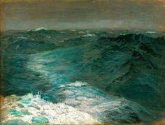Mid-Ocean Mid-Winter, 1876 John Singer Sargent