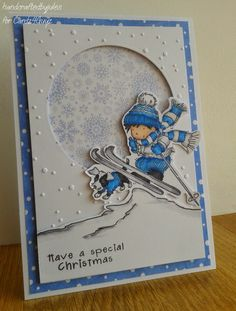 Crafted by Jules: Favourite Christmas cards of 2014