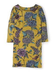 Eliza Tunic Dress WH793 Day Dresses at Boden