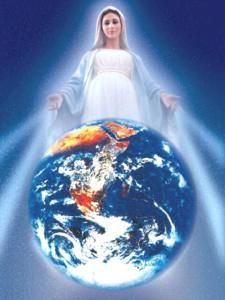 Ive always loved this song--Michael O'Brien! Sounds of Medjugorje - Hail Mary/Gentle Woman Divine Mother, Blessed Mother Mary, Blessed Virgin Mary, Images Du Christ, Catholic Wallpaper, Image Jesus, Sainte Marie, Ascended Masters, Mary And Jesus
