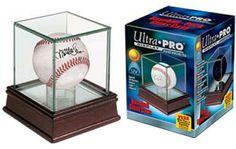 Ultra Pro Glass Single Balll Holder