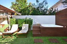 Jardin de style de style Rustique par Stefani Arquitetura