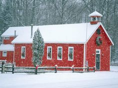 sunsurfer:  School House, Leelanau County, Michigan  photo from kittie