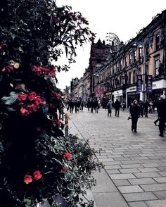 Who's out and about in #Glasgow today?