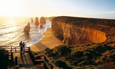 AUSTRALIA: We recently spent 4 days touring  Australia's Great Ocean Road in a hired campervan. Enjoyable and relaxing short break. The Great Ocean Road has been given heritage status. (Credit: Getty Images)
