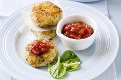With a little imagination and this clever recipe, you can use day-old bread to create these delish fish patties. Barbecue Recipes, Grilling Recipes, Fish Recipes, Seafood Recipes, Cooking Recipes, Bbq, Recipies, Dinner Recipes, Aussie Food