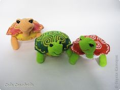 Häkelblog Verzeichnis : Schildkröte - Häkelanleitung